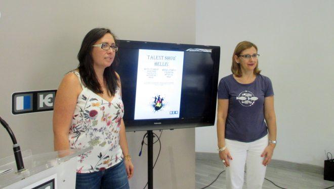 """Presentado el concurso multidisciplina """"Talent Show Hellín"""""""
