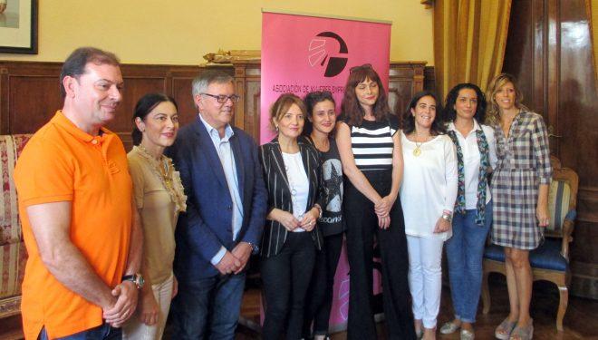 El Ayuntamiento y AMEDHE firman un convenio de colaboración