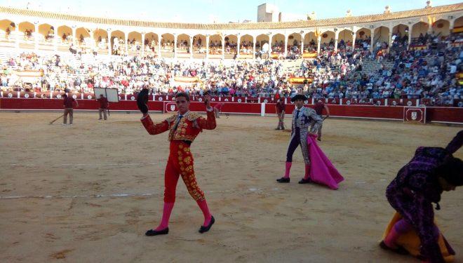 Excelente actuación de Diego Carretero en su vuelta a la Feria de Albacete