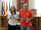 Fabiola Jiménez y Juan A. Andújar presentaron  el programa de la Feria