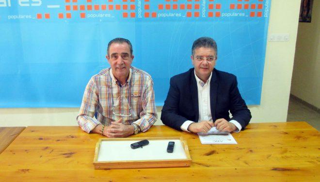 El Partido Popular vuelve a recordar a García-Page sus promesas incumplidas en Hellín