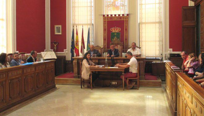 El Ayuntamiento aprueba una moción pidiendo que se cierren definitivamente los pozos de sequía