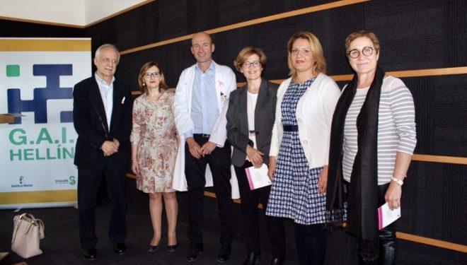 El Hospital de Hellín sensibiliza sobre el proceso asistencial en pacientes con cáncer de mama