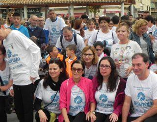 Masiva participación de la Carrera Solidaria de la Mujer