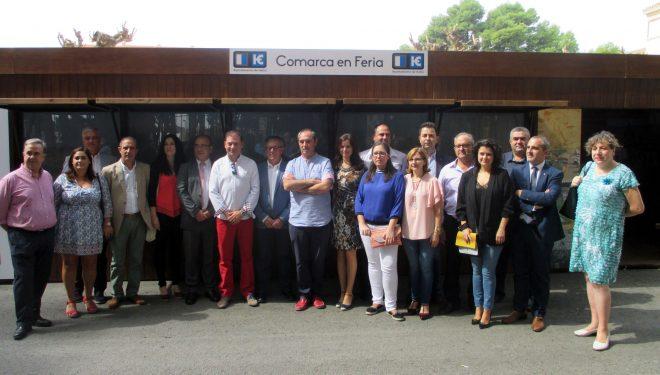 Los pueblos de la Comarca Campos de Hellín estarán representados en la Feria