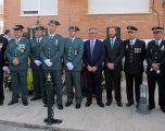 Actos en honor de la Patrona de la Guardia Civil