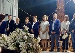 """Juan Carlos Guerra Trujillo y la Asociación de Caridad San Vicente de Paúl merecedoras del premio """"Una Corona para la Solidaridad"""""""