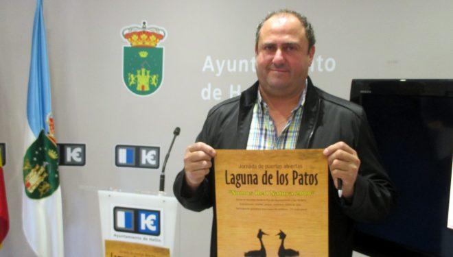 La Laguna de los Patos, protagonizará la primera Jornada de Puertas Abiertas