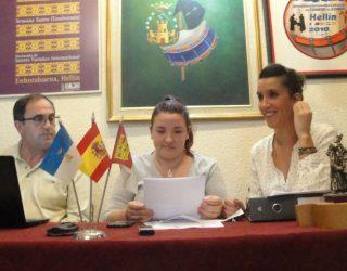 José Gabriel Barra sera el autor del cartel de la Tamborada 2018