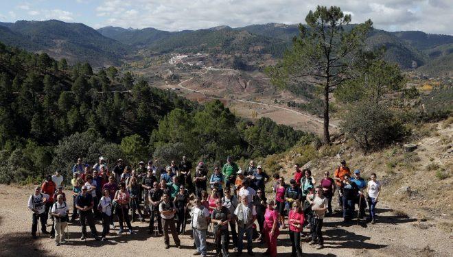 Impresionante ruta en la Sierra del Segura, por Paterna del Madera