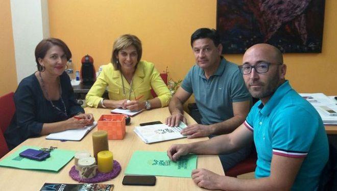 Movilización social en Hellín en defenda del agua en los Campos de Hellín