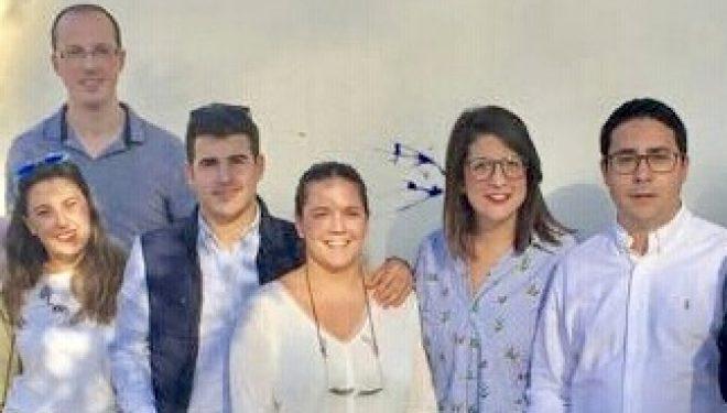 Los hellineros Mirian Garcia y Juan López Sáchez formarán parte de la nueva Ejecutiva de NNGG de CLM