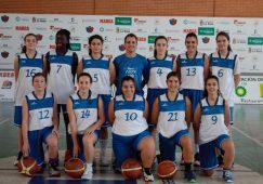 Ajustada derrota por 39-35, del ADB junior femenino en La Roda