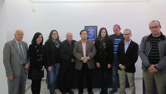 Sorprendente exposición de Juan A. Hidalgo Albert en el Museo Comarcal