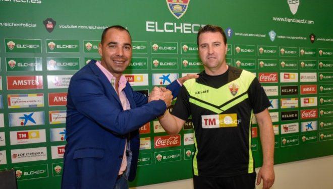 Josico nuevo entrenador del Elche C.F.