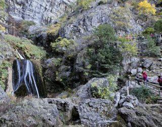 Fantástico día por una de las maravillas de nuestra provincia, Riópar