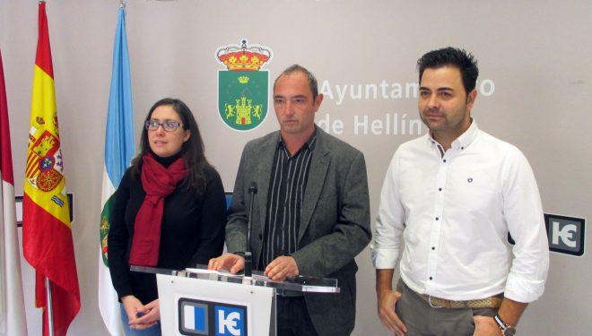 El equipo de gobierno municipal presenta sus propuestas para llevar a cabo a través del EDUSI