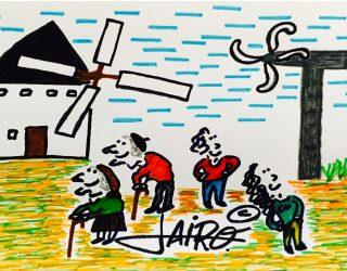 La Viñeta, Jairo Jiménez