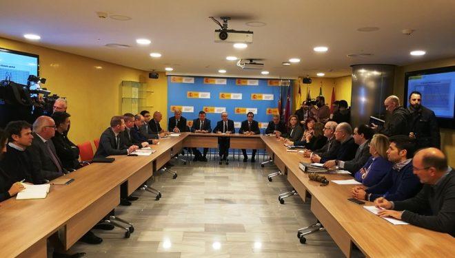 La CHS se reúne con los ayuntamientos de más de 20.000 habitantes para coordinar acciones frente a la sequía