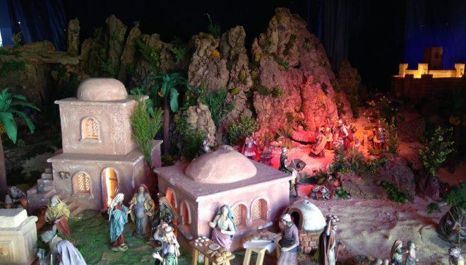 Diversas actividades navideñas organizadas por la Casa Familiar de Cruz Blanca