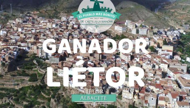 """Liétor """"El pueblo más bonito de Castilla-La Mancha"""""""