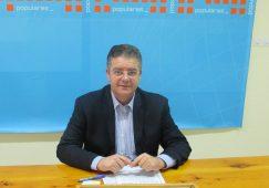 El Comité Organizador del Congreso del PP, muestra su satisfacción por la candidatura de Manuel Serena como futuro presidente del partido