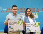 Nuevas Generaciones del Partido Popular presentan su campaña Populares Solidarios