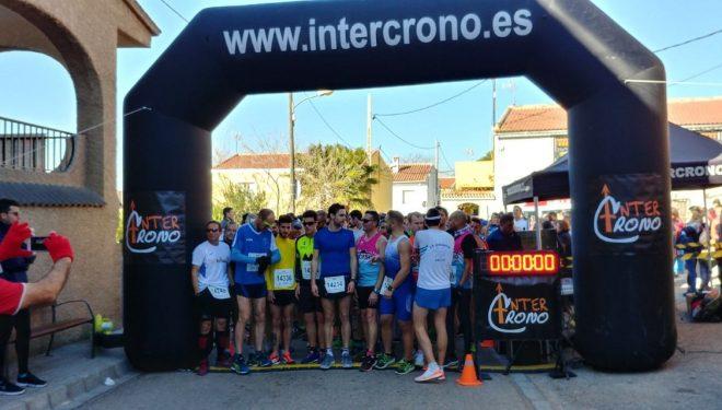 Rafael López Hermosilla y Cristina Tello vencedores de la IV Carrera Popular de Sierra