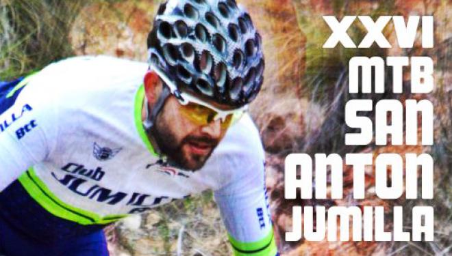 Gran nivel en la XXVI MTB San Antón de Jumilla