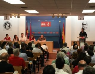 Elegidos los delegados del PSOE local que acudirán al Congreso Provincial
