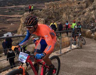 Grave lesión del ciclista Alberto López mientras entrenaba
