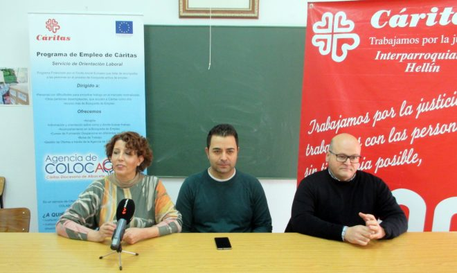 Ana Baídez, Emilio José Pinar y Rafael López