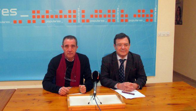 Francisco Molinero, explica la postura de su partido ante  la posibilidad de reformar la prisión permanete revisable