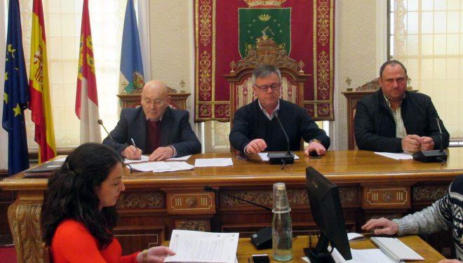 Aprobado el informe para la contratación de suministro y servicio de mantenimiento del alumbrado exterior