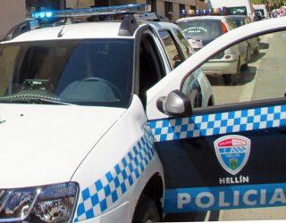 Los dos ganadores del proceso de selección para incorporarse a la Policía Local ya están en Toledo