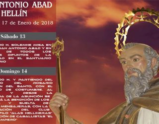 Fiestas en honor de San Antonio Abad