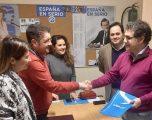 Manuel Serena Fernández único candidato a la presidencia del Partido Popular de Hellín