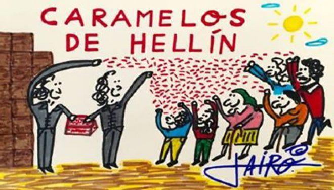 Viñeta El Faro de Hellín