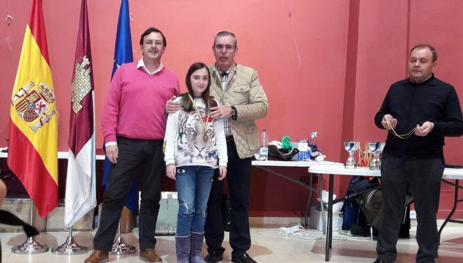Buenos resultados de los jugadores hellineros en el Campeonato Provincial de Ajedrez