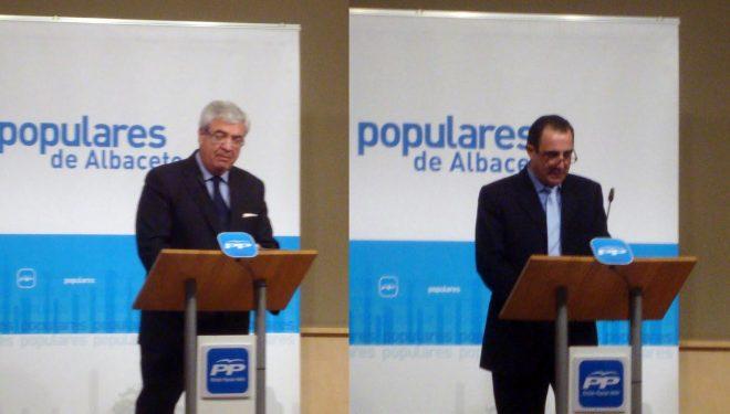 Barcina y Mínguez competirán por la presidencia del Partido Popular de Hellín