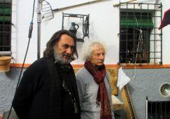 """Rafael Álvarez """"El Brujo"""" rueda una película en Hellín inspirada en El Quijote de la Mancha"""