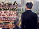 Entrega de premios del Concurso Cartel oficial Semana Santa y Redoble Infantil