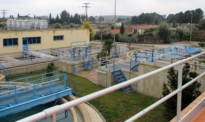 Instalaciones municipales de la Potabilizadora y la Depuradora