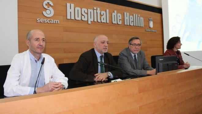 El Gobierno regional presenta un nuevo modelo de evaluación de la calidad de los servicios que se aplicará en la GAI de Hellín