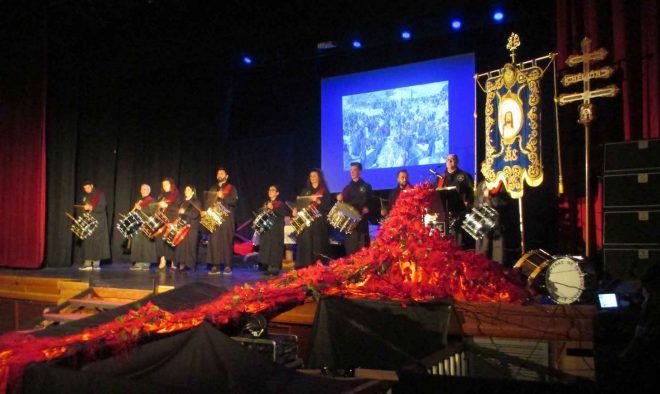 Presentación de revistas y carteles de la Semana Santa de Hellín / EFDH.