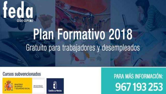 Programa formativo de FEDA