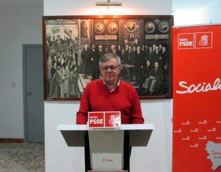 Ramón García anunció su candidatura como presidente local del PSOE en Hellín
