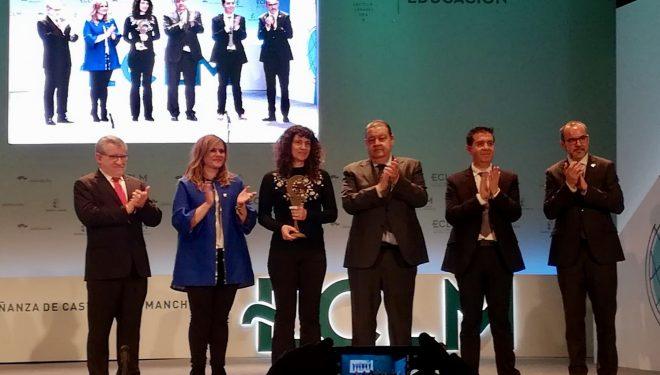 """La AMPA del Colegio de Educación Especial """"Cruz de Mayo"""" premiada por su trabajo colectivo"""