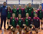 El C.V. Ciudad de Hellín Infantil Femenino Campeón Provincial 2017-2018