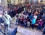 Pregón Infantil en el templo de Ntra. Sra. de la Asunción